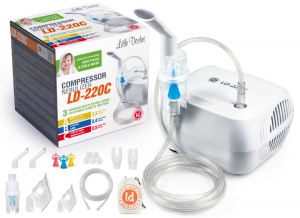 Inhalator kompresorowy Little Doctor LD-220C